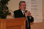 Raymond de Souza, KM spoke on The Dictatorship of Relativism and the Sacred Heart of Jesus
